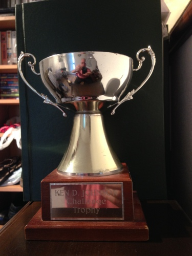 The KD Johnson Trophy