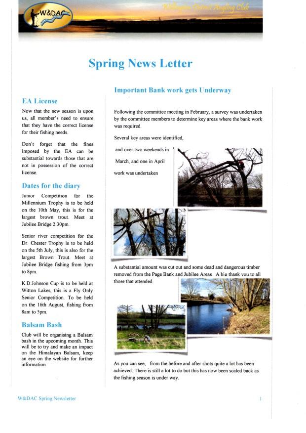 WADAC NEWS April15