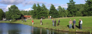 Casting Skills at Jubilee Lakes