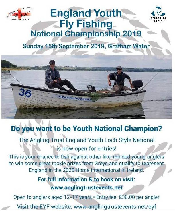 England Youth Fly Fishing
